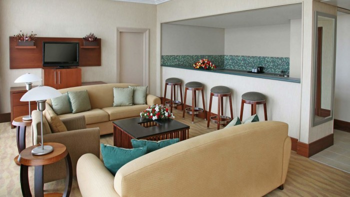 Sheraton Kampala Hotel Park Square Suite Living Room