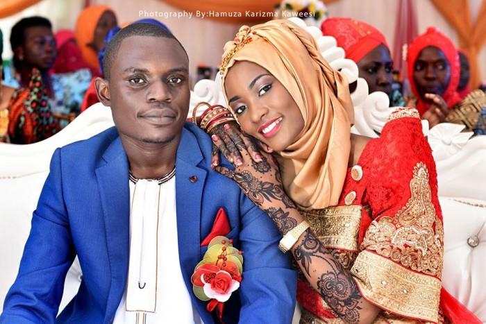 Musa and Mariam's introduction by Hamuza Karizma Kaweesi