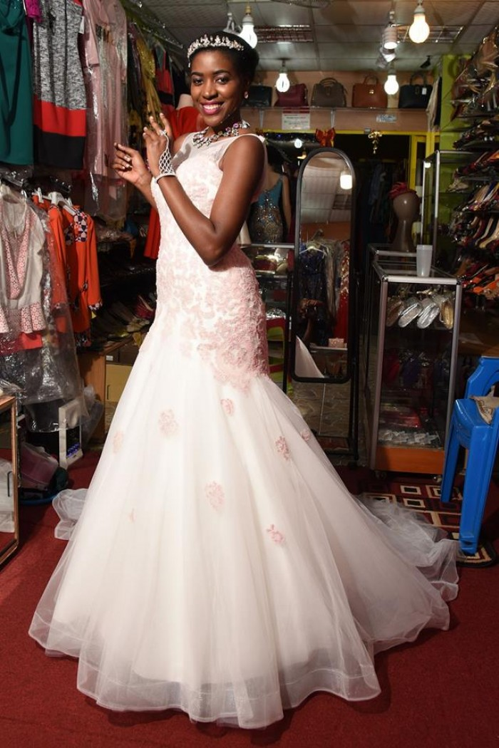 Wedding dresses with Norema Boutique
