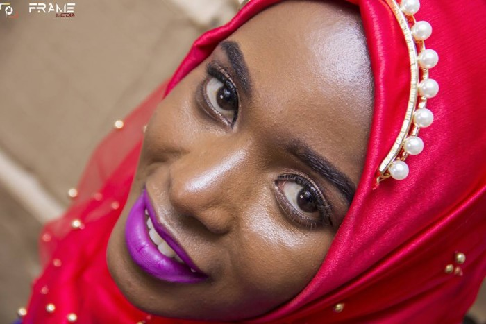 The beautiful Eliham at her kukyala, shots by Frame Media
