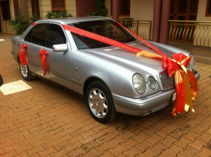 Benz for Wedding Car Hire at Friendly Prices