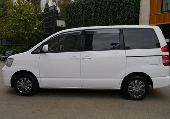 Toyota Noah for Hire Uganda