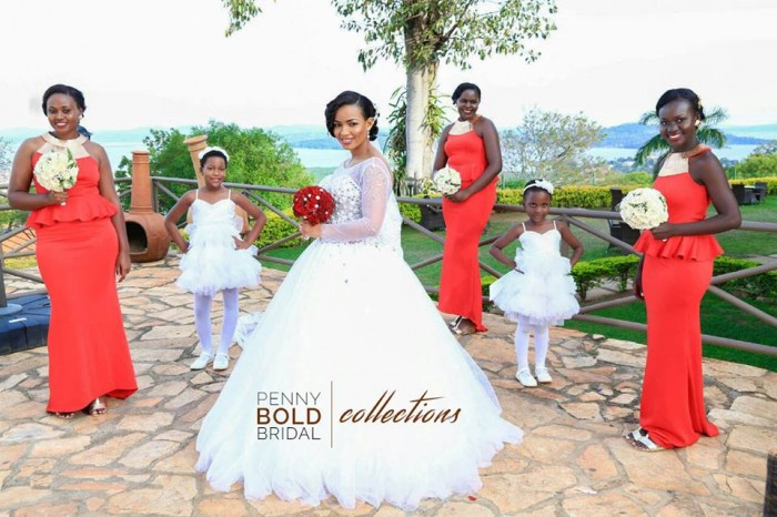 Cinderella Gown at Penny Bold Bridal Collections