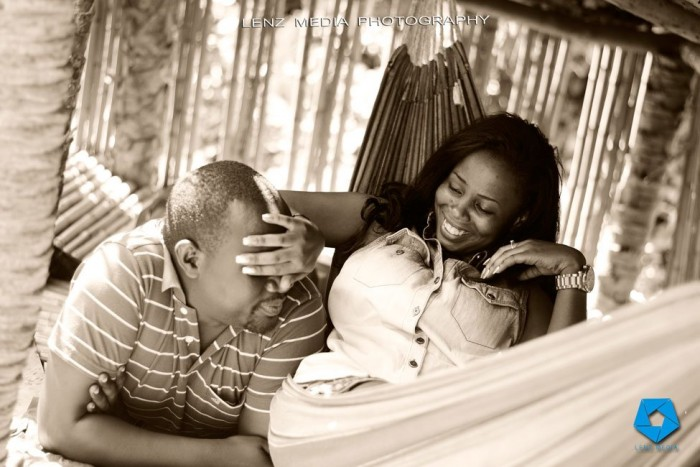 Candid prewedding shots by Lenz Media