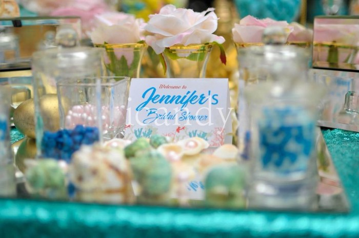 Jennifer's bridal shower
