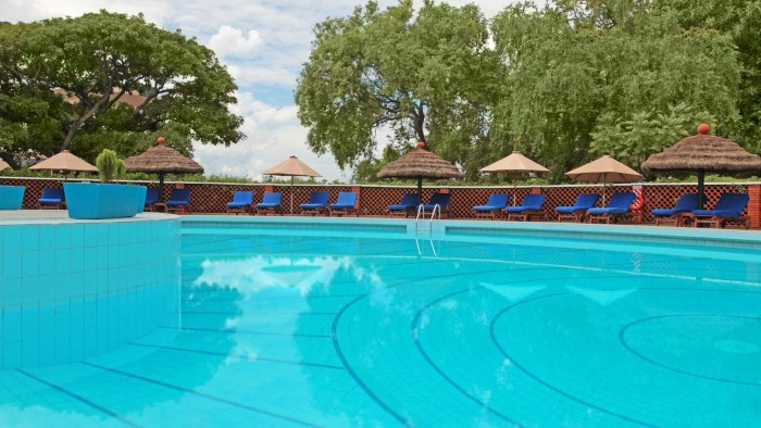 Sheraton Kampala Hotel Swimming pool