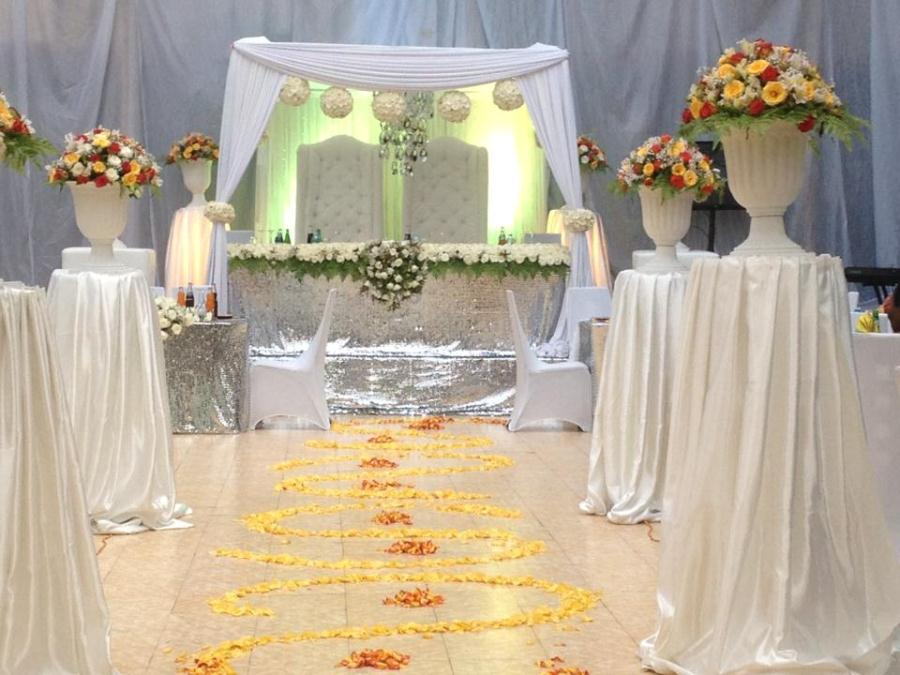 Wedding decorations by SPICE Decorators & Events Managers