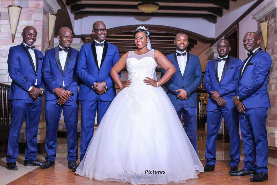 Standout in that Gown, Try Winnie's Bridal Boutique