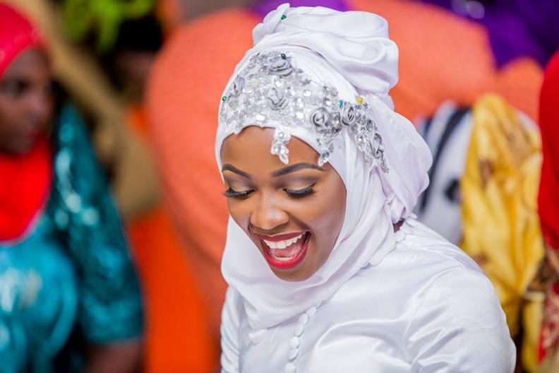 Zamarad Twaha at  her Introduction powered by Katende Muhammad Photography