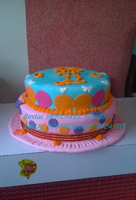 Kids cake from Bextar hotcakes