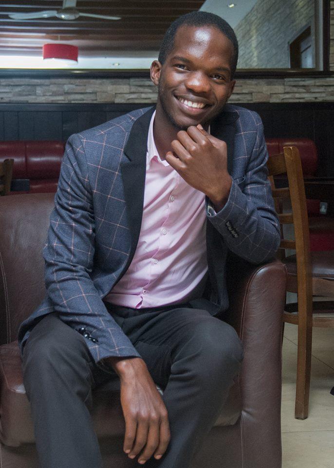 Kato Elisha Kissiti, a member of Canaan Gents