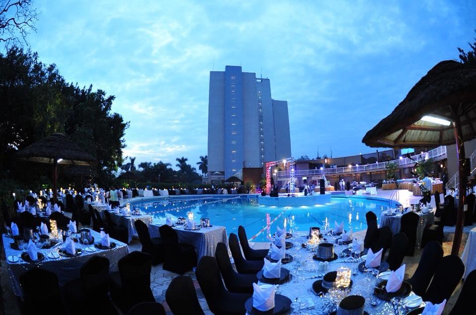Wedding Reception at Sheraton Hotel