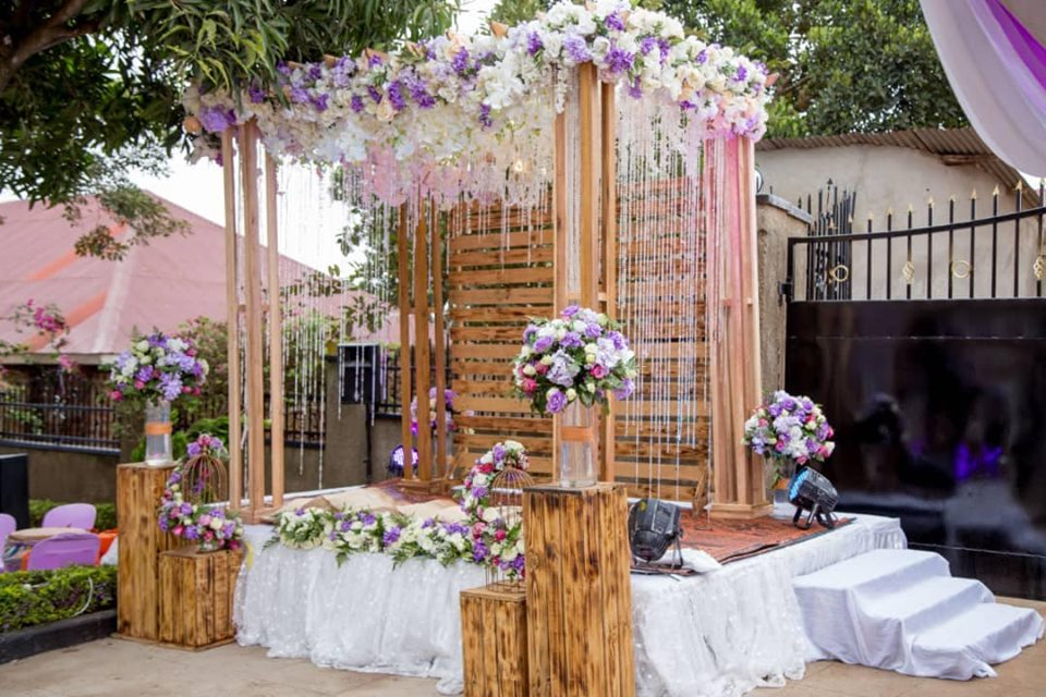 Simplicity is awesome, Janny's gazebo by Ashton Events