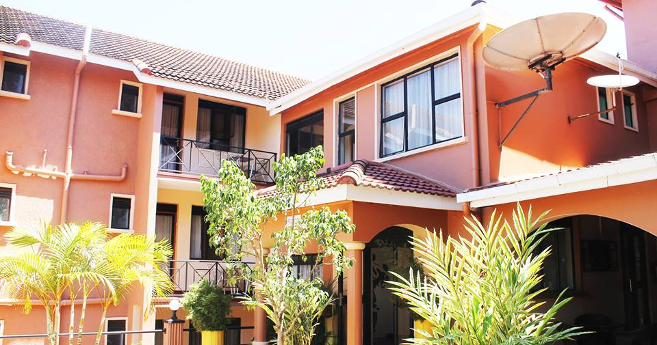 Green valley hotel in Ggaba, Kampala