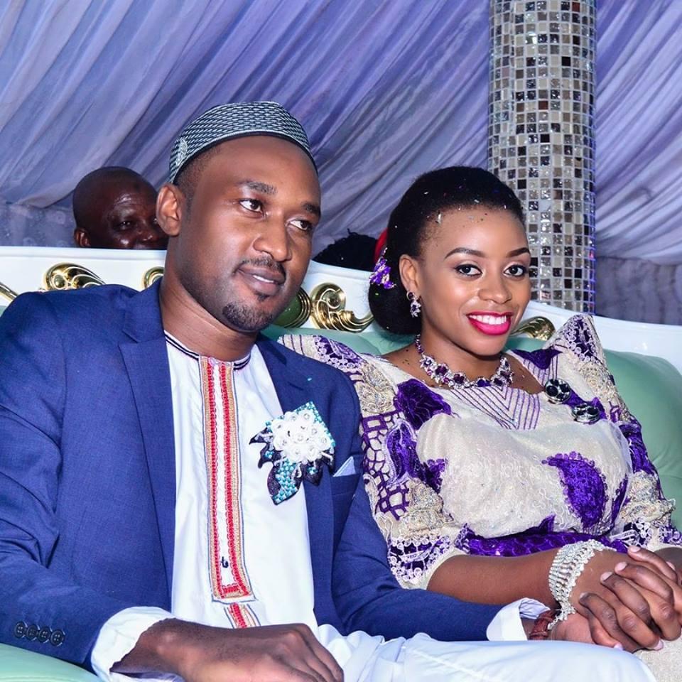 Shadia Introduces Imran in an Islamic customary wedding - Globetek Entertainment