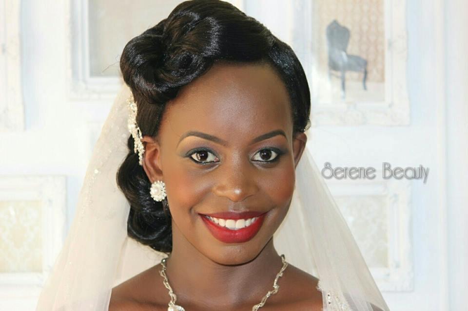 Clara Big Day Make up by Serene Beauty