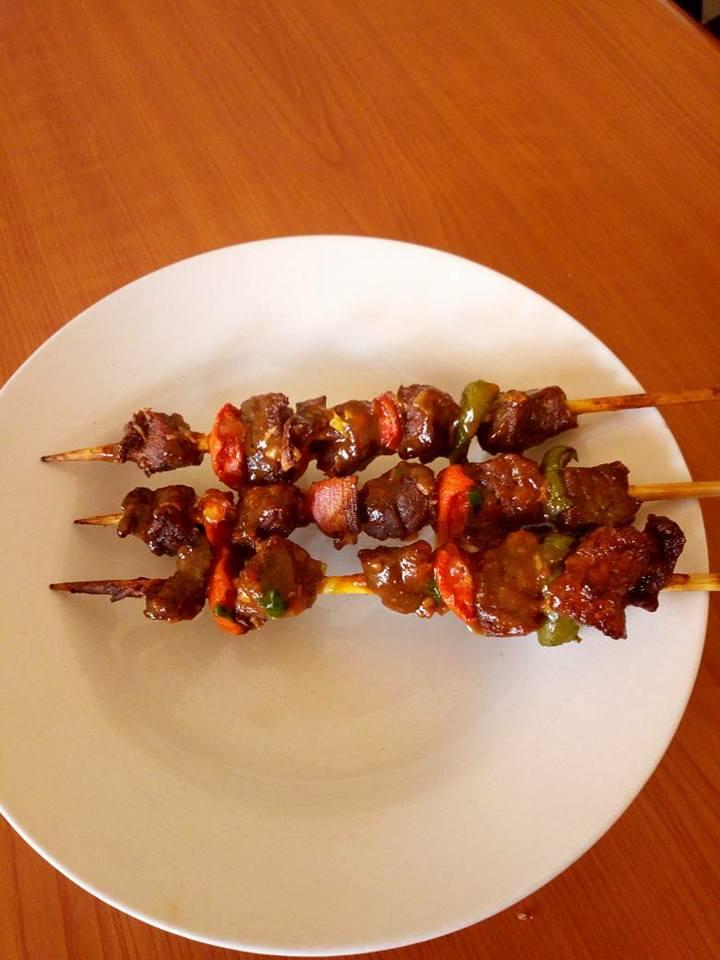 Quick muchomo by Classic Catering Uganda