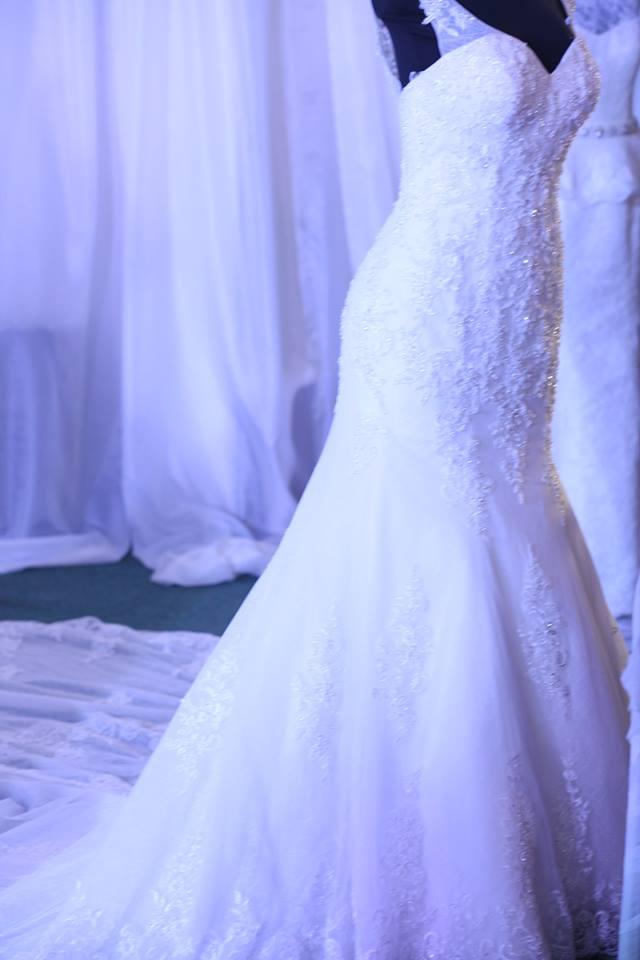 Elegant wedding dresses at Elegant Bridals