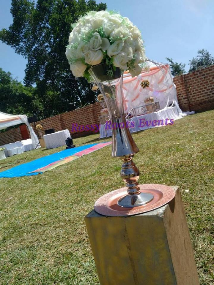 Kwanjula Decor by Rossy Roots Events