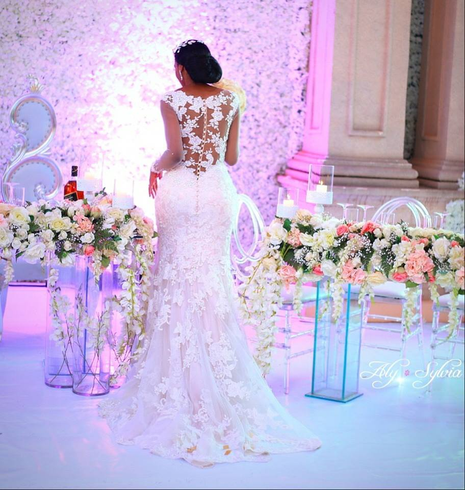 Former Miss Uganda Sylvia Namutebi wedding shots by Access Films