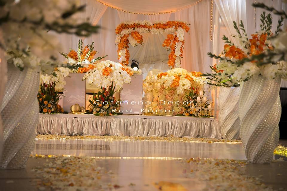 Salinge Claire Wedding Reception