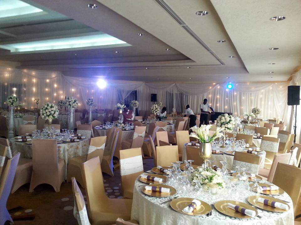 300 Guests Sitter Hall at Royal Suites Bugolobi