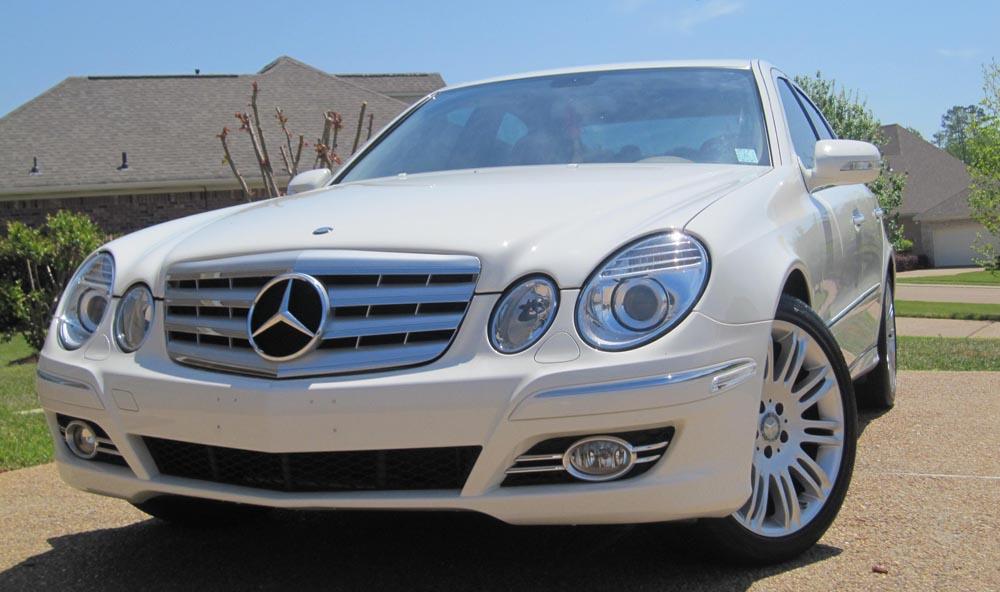 Mercedes Benz at Tellanza