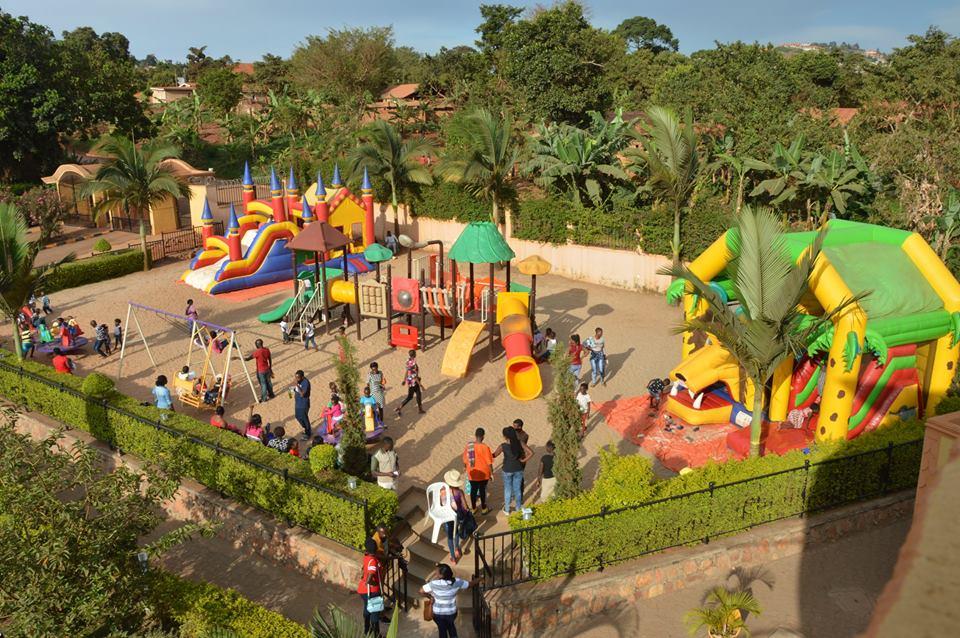 The Kids park at Nican Resort