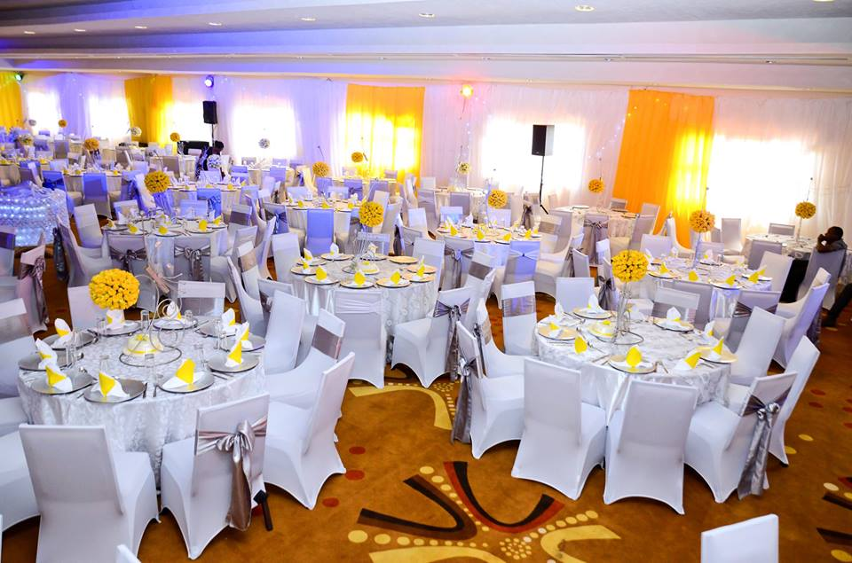 Weddings and Conference Hall at Royal Suites Bugolobi
