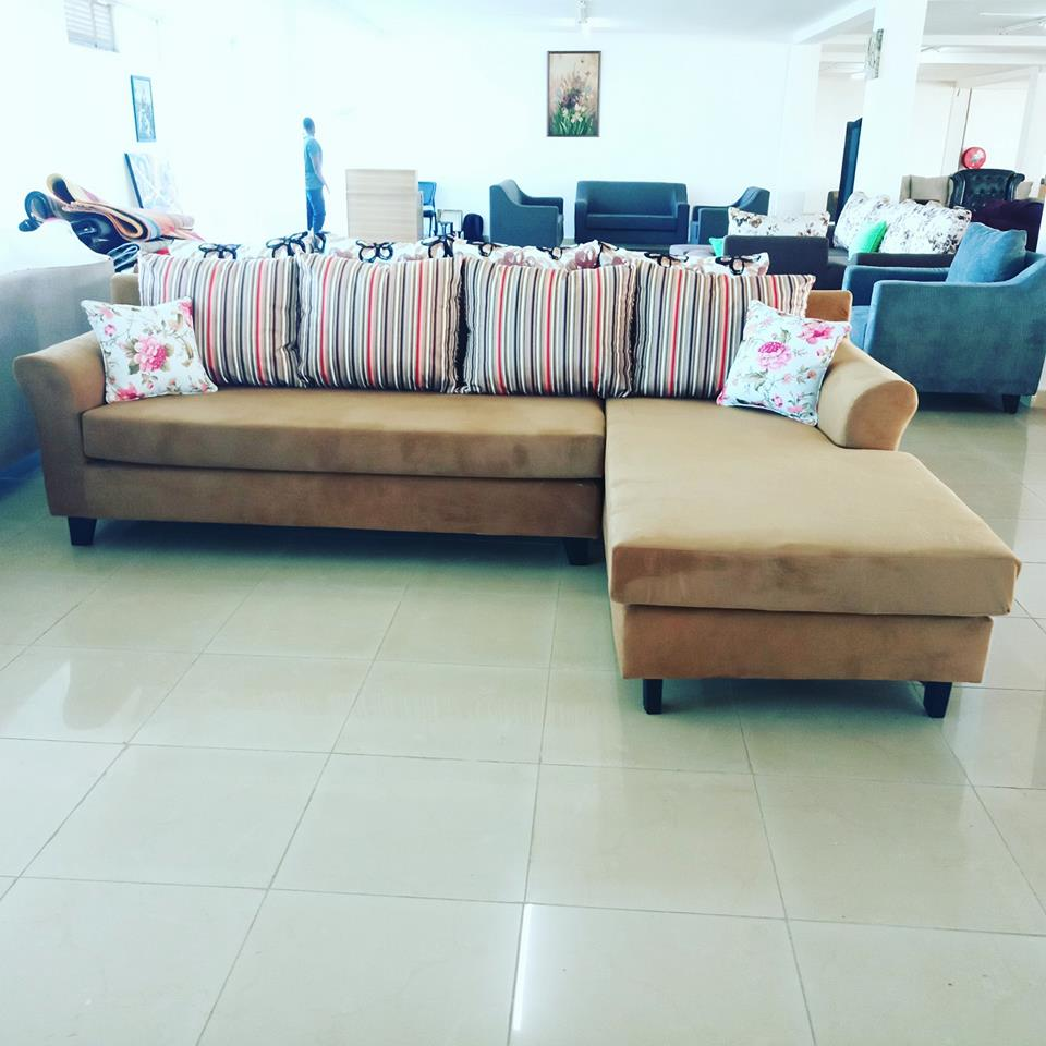 A beautiful couch made by The Furniture Workshop