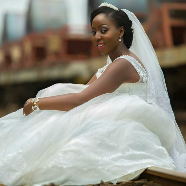 Congratulations to our bride Felister....... You looked absolutely amazing