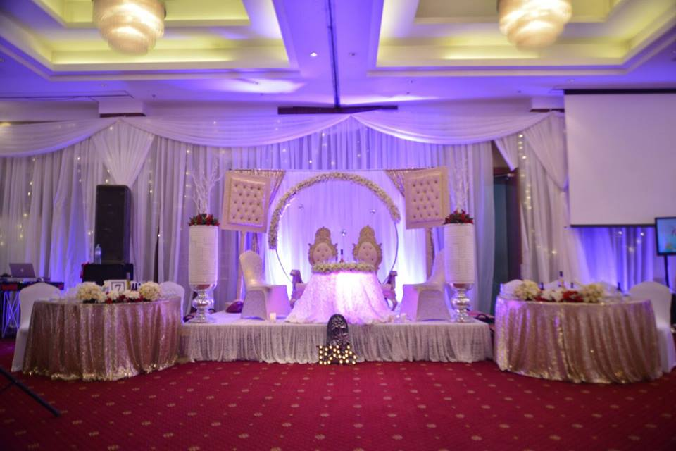 Evannah Wedding & Events Specialists Decoration
